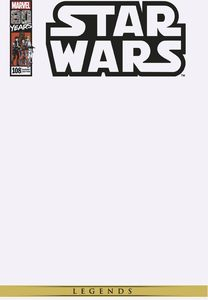 [Star Wars: Original Marvel Years #108 (Blank Variant) (Product Image)]