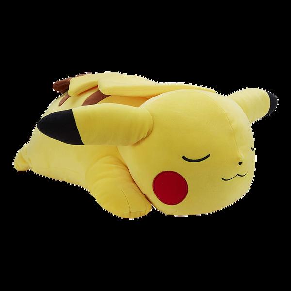 [The cover for Pokémon Plush: Sleeping Pikachu]