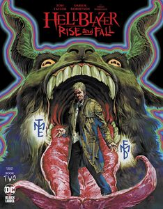 [Hellblazer: Rise & Fall #2 (JH Williams III Variant Edition) (Product Image)]