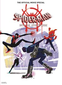 [Spider Man: Into The Spider-Verse: Off Movie Special (PX Edition) (Product Image)]