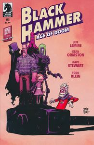 [Black Hammer: Age Of Doom #1 (Variant Young Cover) (Product Image)]