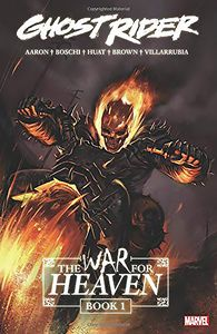 [Ghost Rider: Book 1: War For Heaven (Product Image)]