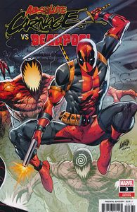 [Absolute Carnage Vs Deadpool #3 (Liefeld Connecting Variant AC) (Product Image)]