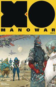 [X-O Manowar (2017) #10 (Cover B Rocafort) (Product Image)]