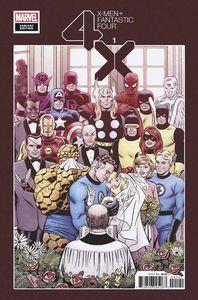 [X-Men: Fantastic Four #1 (Hidden Gem Variant) (Product Image)]