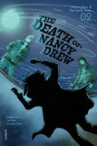 [Nancy Drew & The Hardy Boys: The Death Of Nancy Drew #2 (Cover A Eisma) (Product Image)]