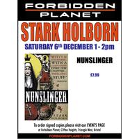 [Stark Holborn Signing Nunslinger (Product Image)]