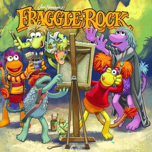[Fraggle Rock: Volume 1 (Hardcover) (Product Image)]