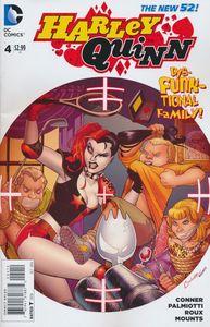 [Harley Quinn #4 (2nd Printing) (Product Image)]
