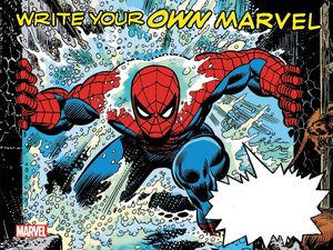 [Write Your Own Marvel (Product Image)]