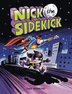 [Nick The Sidekick (Hardcover) (Product Image)]