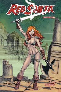 [Red Sonja #21 (Cover A Chen) (Product Image)]