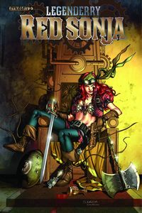 [Legenderry: Red Sonja #5 (Product Image)]