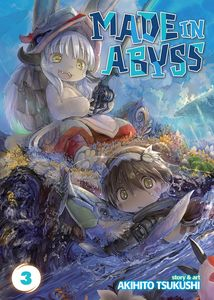[Made In Abyss: Volume 3 (Product Image)]