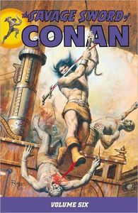 [Savage Sword Of Conan: Volume 6 (Product Image)]