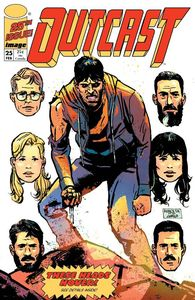 [Outcast By Kirkman & Azaceta #25 (Image Tribute Variant) (Product Image)]