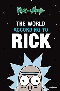 [Rick & Morty: The World According To Rick (Hardcover) (Product Image)]