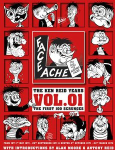 [Faceache: The First Hundred Scrunges (Hardcover) (Product Image)]