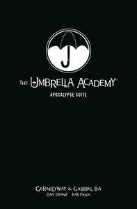 [Umbrella Academy: Library Edition: Volume 1: Apocalypse Suite (Hardcover) (Product Image)]