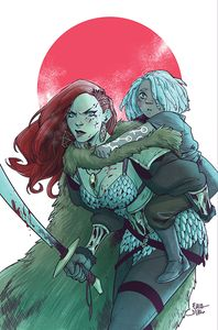 [Red Sonja: 2021 #1 (Cover I D`Urso Virgin Variant) (Product Image)]