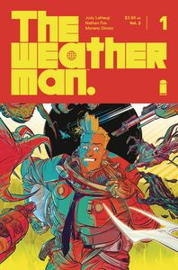 [Weatherman: Volume 2 #1 (Cover A Fox) (Product Image)]
