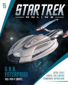 [Star Trek Online Starships #15: USS Enterprise NCC-1701-F Yorktow (Product Image)]
