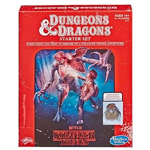 [Stranger Things: Dungeons & Dragons: Starter Set (Product Image)]