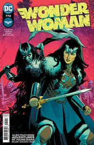 [Wonder Woman #772 (Cover A Travis Moore) (Product Image)]