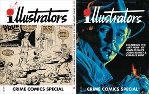 [Illustrators Special #9 9 (Crime Comics) (Product Image)]
