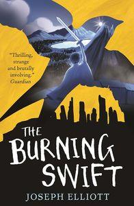 [Shadow Skye: Book 3: The Burning Swift (Product Image)]