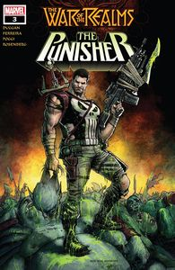 [War Of The Realms: Punisher #3 (Product Image)]