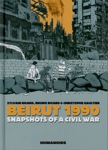[Beirut 1990: Snapshots Of A Civil War (Hardcover) (Product Image)]