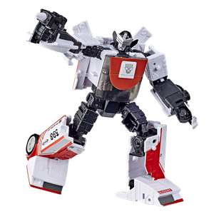 [Transformers: Generations Selects Deluxe Action Figure: Exhaust (Product Image)]