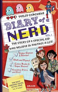 [Diary Of A Nerd: Volume 2 (Hardcover) (Product Image)]