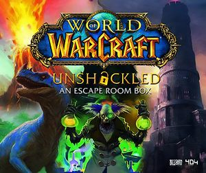 [World Of Warcraft: Unshackled: An Escape Room Box (Product Image)]
