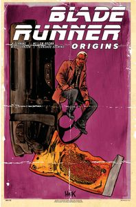 [Blade Runner: Origins #4 (Cover B Hack) (Product Image)]