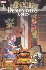 [Demon Days: X-Men #1 (Gurihiru Variant) (Product Image)]