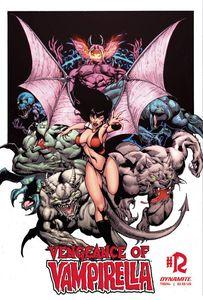 [Vengeance Of Vampirella #12 (Castro Bonus Variant) (Product Image)]