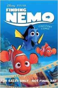 [Disney's Finding Nemo: Cinestory (Product Image)]