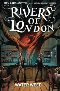 [Rivers Of London: Water Weed #4 (Product Image)]