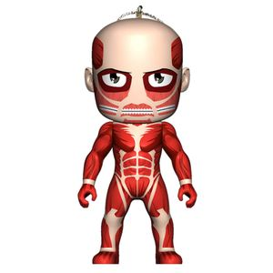 [Attack On Titan: TITANS Holiday Ornament: Colossal Titan (Product Image)]