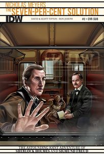 [Sherlock Holmes: 7 Per-Cent Solution #2 (Subscription Variant) (Product Image)]
