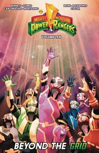 [Mighty Morphin Power Rangers: Volume 10 (Product Image)]