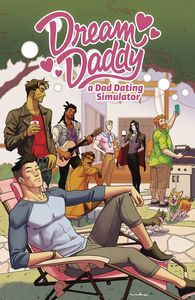 [Dream Daddy: A Dad Dating Comic Book (Product Image)]