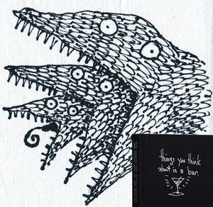 [The Napkin Art Of Tim Burton (Hardcover) (Product Image)]