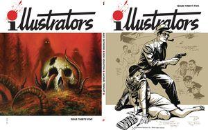 [Illustrators Magazine #35 (Product Image)]