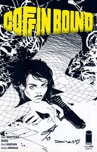 [Coffin Bound #1 (Femme Fatale Variant Signed Edition) (Product Image)]