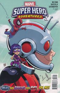 [Marvel Super Hero Adventures: Webs Arrows Ants Oh My #1 (Product Image)]