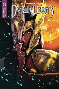 [Dejah Thoris #8 (Cover C Qualano) (Product Image)]