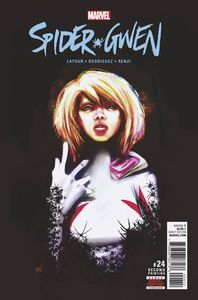 [Spider-Gwen #24 (2nd Printing Rodriguez Variant) (Product Image)]